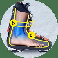 выбрать ботинки лыжные