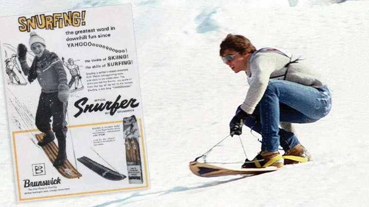Начало сноубординга