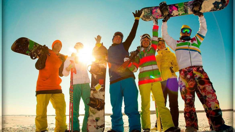 Как выбрать куртку для сноуборда и горных лыж
