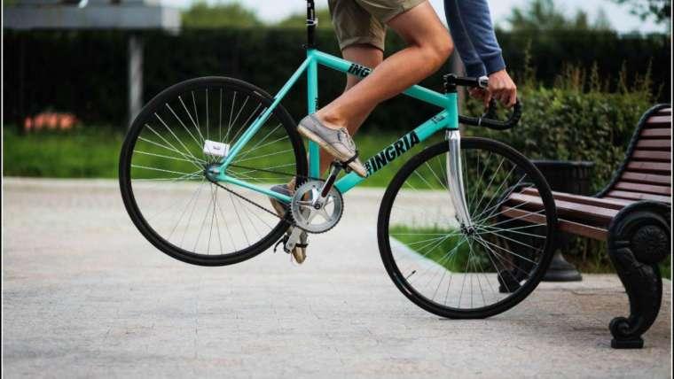 О велосипедах с фиксированной передачей