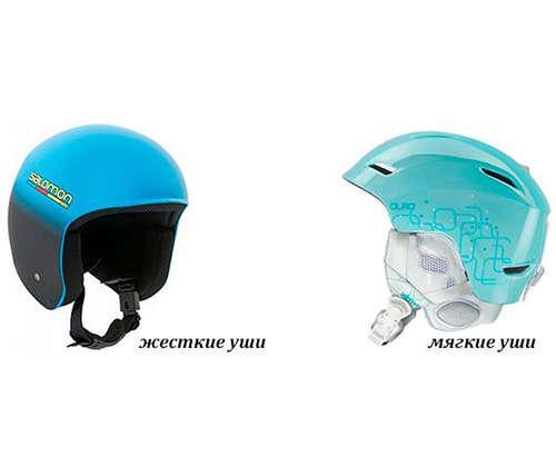 Как правильно выбрать шлем для зимнего катания на горных лыжах и сноуборде.