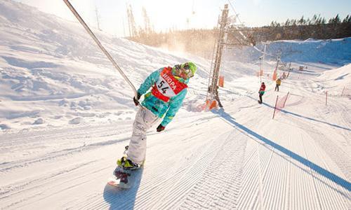 Игора — один из лучших горнолыжных курортов Cанкт-Петербурга.