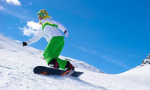 Кто такой передний кант на сноуборде?